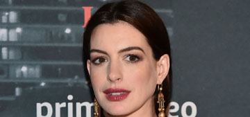 Anne Hathaway threw away her nonstick pans: 'I try not to blame myself'