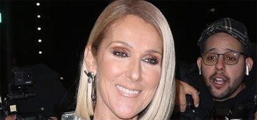 Celine Dion made a 90s shopping video to 'It's All Coming Back to Me Now'