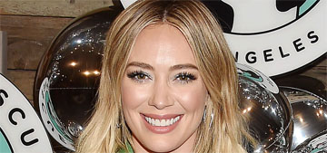 Hilary Duff: The second someone tells me 'You can't have wine,' I want all the wine