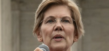 Lady lawyer Elizabeth Warren made a reasonable income from lady-lawyering, shock