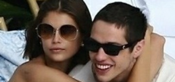 Kaia Gerber's parents hope Kaia's romance with Pete Davidson 'fizzles out'
