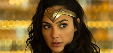 The first 'Wonder Woman: 1984′ trailer is here & it takes place in a mall!