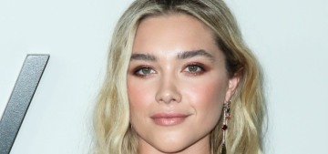 Does everyone already know that Florence Pugh, 23, is dating Zach Braff, 44?