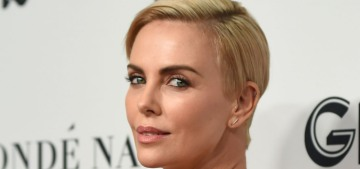 Charlize Theron: 'It's incredibly frustrating' no female directors were GG-nominated