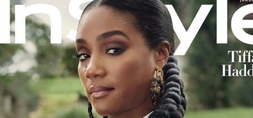 Tiffany Haddish bought a microscope & she's obsessed with looking at germs