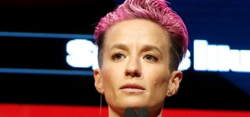Megan Rapinoe is Sports Illustrated's Sportsperson of the Year: well-earned?