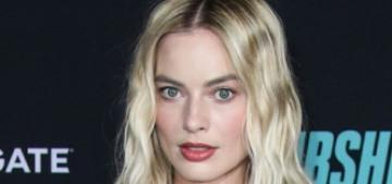 Margot Robbie, Nicole Kidman & Charlize Theron premiere 'Bombshell' in LA
