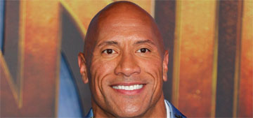 The Rock on how it's hard to make friends when you're older: 'it's not like college'