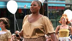 Queen Latifah is looking out for Katie and Suri