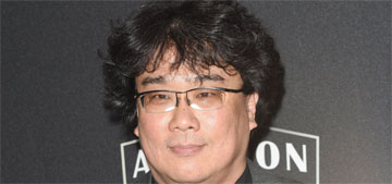 Bong Joon-ho is super vague about Parasite: it's just a funny and scary movie