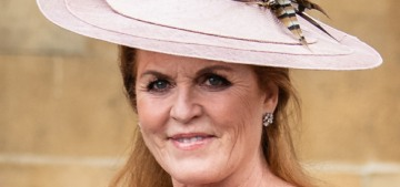 Sarah Ferguson: Prince Andrew is 'a wonderful man' going through 'enormous pain'