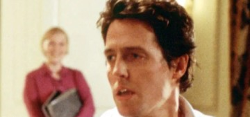 """""""Hugh Grant absolutely loathed his dance scene in 'Love Actually'"""" links"""