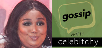 'Gossip With Celebitchy' podcast #38: Lizzo is empowering people with her a–