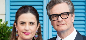 Colin Firth & Livia Giuggioli have separated, about 20 months after her affair scandal