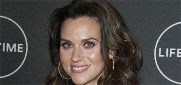 Hilarie Burton left a Hallmark role after asking for diversity, being denied
