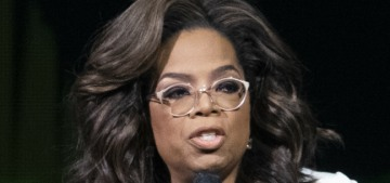 Oprah is getting crap from Russell Simmons & 50 Cent for believing victims