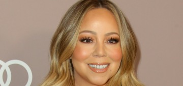 Mariah Carey ordered $500 worth of carryout food & didn't leave a tip