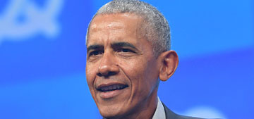President Obama: If women ran the world, everything would improve