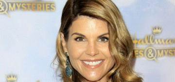 Lori Loughlin & Mossimo are now arguing their $500K bribery was a legit donation