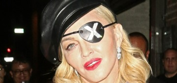 Madonna, 61, has a new 25-year-old back-up dancer boy-toy, surprise