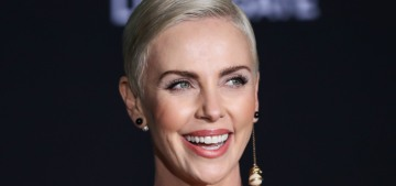 Charlize Theron: It hurt my daughter's feelings when I used the wrong pronouns