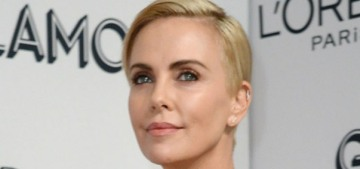 Charlize Theron: 'I don't have a desire to protect' the director who harassed me