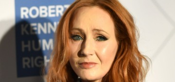 JK Rowling goes full TERF, laments a woman losing her job for transphobia