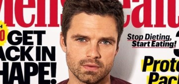 Sebastian Stan on his 'serial-killer resting face': 'People always ask me if I'm okay'