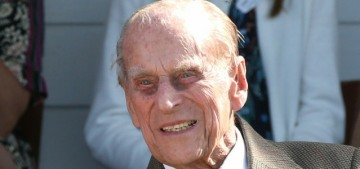 Prince Philip has been hospitalized for three days, doesn't want anyone to visit him