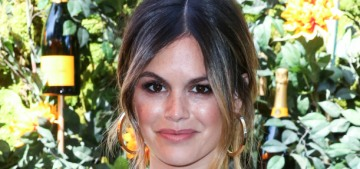 Bill Hader & Rachel Bilson are happening, they're together in Oklahoma right now