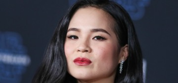 Kelly Marie Tran is only on-screen for 76 seconds in 'The Rise of Skywalker'