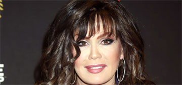 Marie Osmond starved herself at 15 after being threatened by show producers