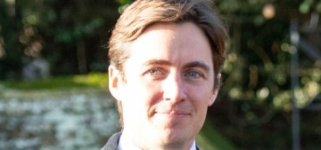 Edoardo Mapelli Mozzi was only invited to Sandringham at the last minute