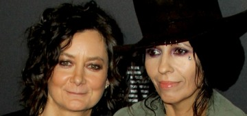 Sara Gilbert filed for separation from Linda Perry after more than five years of marriage