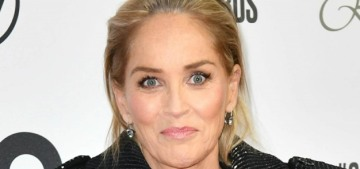 Sharon Stone was kicked off dating app Bumble for being Sharon Stone