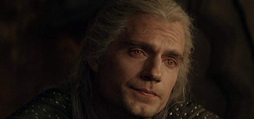 """Maybe 'The Witcher' was a good choice for Henry Cavill after all"" links"