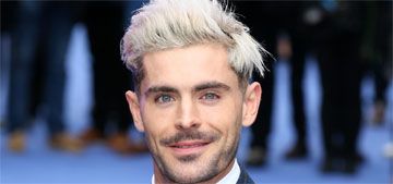 Zac Efron caught a serious illness while filming wilderness survival series