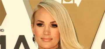 Carrie Underwood to keto dieters: 'carbs are important'