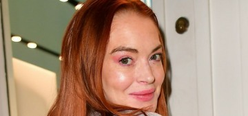 Lindsay Lohan is moving back to America to 'take back the life I've worked so hard for'