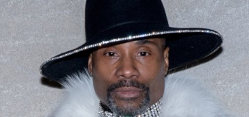 Billy Porter met the Kardashians & he thinks they're 'so kind & down-to-earth'