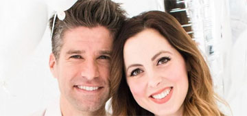 Eva Amurri has found divorcing-while-pregnant 'extremely stressful'