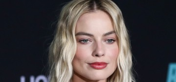 Margot Robbie created a fake Twitter to watch 'young millennial conservative girls'