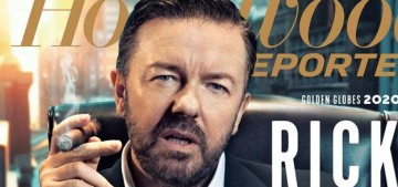 Ricky Gervais: 'You can tell a joke about race without being racist'