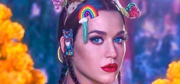 Katy Perry: 'Young people – Gen-Z, more than anyone – can sniff out frauds'