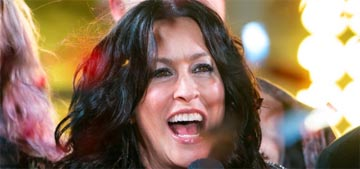 Alanis Morissette's NYE performance of 'You Oughta Know' got censored