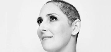 Ricki Lake shaved her head to stop obsessing over hair loss in 2020