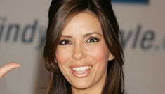 Eva Longoria can't shut up