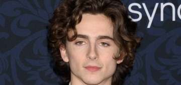 Timothee Chalamet is in talks to play Bob Dylan circa 1965 in 'Going Electric'