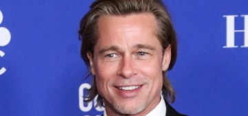 Brad Pitt jokes about his 'disaster of a personal life' on Marc Maron's podcast