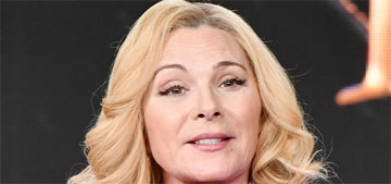 Kim Cattrall on your 60s: 'You're starting to lose friends and family members'